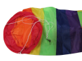 Rainbow Windsock with Line & Swivel | SecureFix Direct